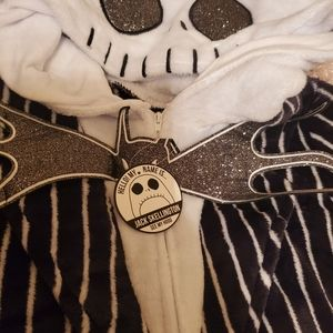 The Nightmare Before Christmas Jack Onesie
